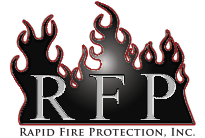 Rapid Fire Protection, Inc.  Logo
